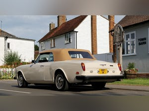 1980 1981 Rolls-Royce Corniche Convertible LHD FI For Sale (picture 2 of 6)