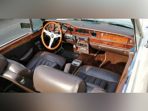 1980 1981 Rolls-Royce Corniche Convertible LHD FI For Sale (picture 4 of 6)