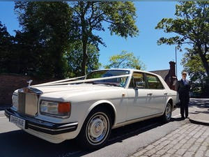 1986 Rolls Royce Silver Spirit For Sale (picture 4 of 7)