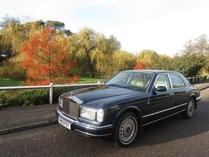 Picture of 1998 Rolls-Royce Silver Seraph SOLD