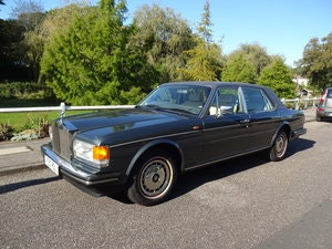 Picture of 1989/90 Rolls-Royce Silver Spirit II SOLD