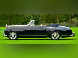 1957 Rolls Royce Silver Cloud 1 Drop Head Coupe. For Sale (picture 2 of 6)