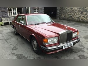 1987 Rolls Royce Silver Spirit Saloon For Sale (picture 2 of 9)