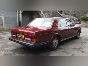 1987 Rolls Royce Silver Spirit Saloon For Sale (picture 3 of 9)