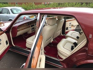 1987 Rolls Royce Silver Spirit Saloon For Sale (picture 5 of 9)