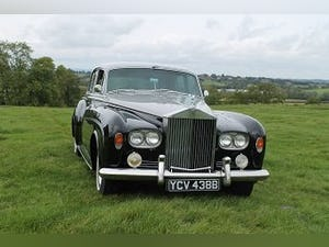 1964 Rolls Royce Silver Cloud III For Sale (picture 1 of 6)