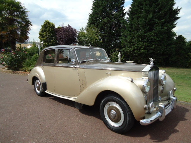 1955 Rolls Royce Silver dawn For Sale (picture 1 of 6)