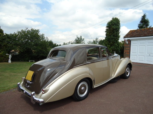 1955 Rolls Royce Silver dawn For Sale (picture 2 of 6)