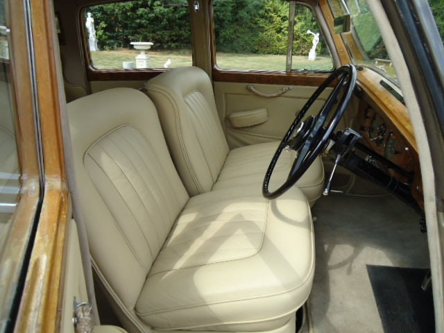 1955 Rolls Royce Silver dawn For Sale (picture 3 of 6)