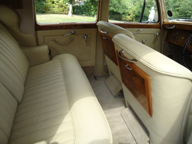 1955 Rolls Royce Silver dawn For Sale (picture 4 of 6)