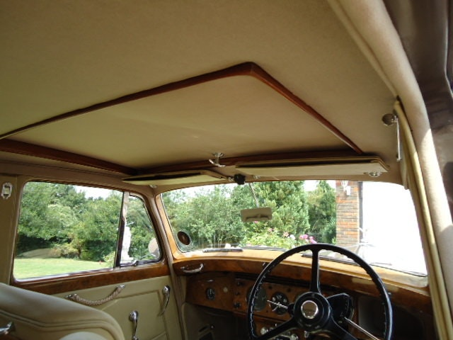 1955 Rolls Royce Silver dawn For Sale (picture 5 of 6)