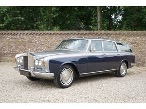 Picture of 1972 Rolls-Royce Silver Shadow Stationcar Coach built For Sale