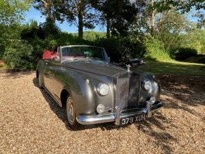 Picture of 1959 Rolls-Royce Silver Cloud I Convertible L.H.D For Sale