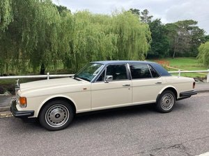 Picture of 1989 Rolls-Royce Silver Spirit II SOLD
