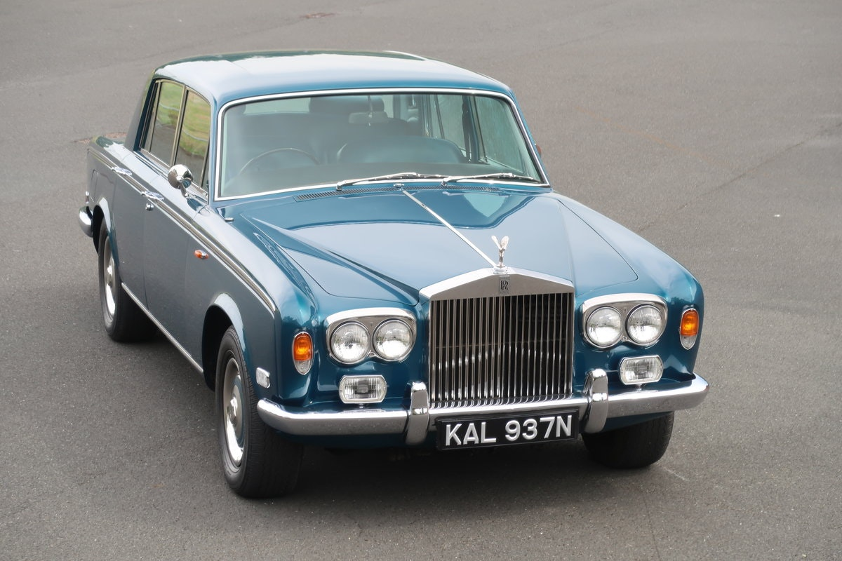 1975 ROLLS ROYCE SILVER SHADOW For Sale (picture 1 of 6)