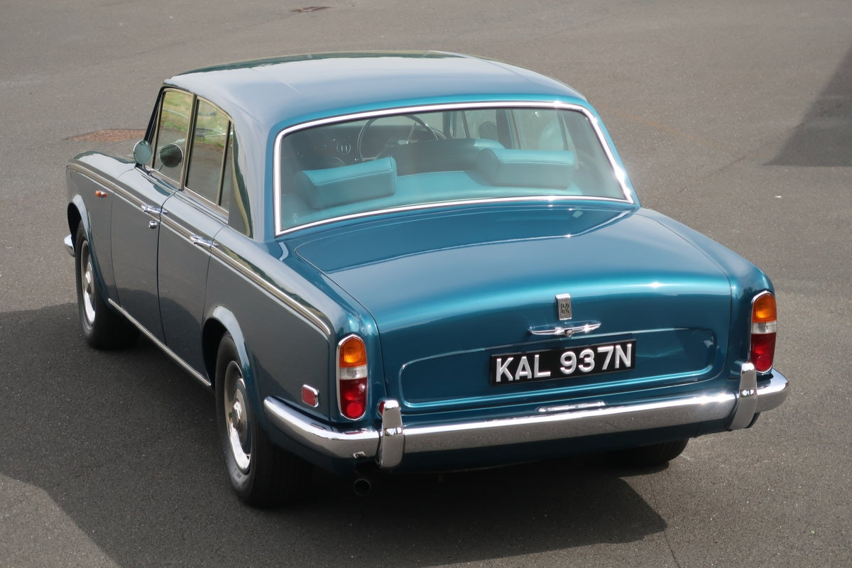 1975 ROLLS ROYCE SILVER SHADOW For Sale (picture 2 of 6)