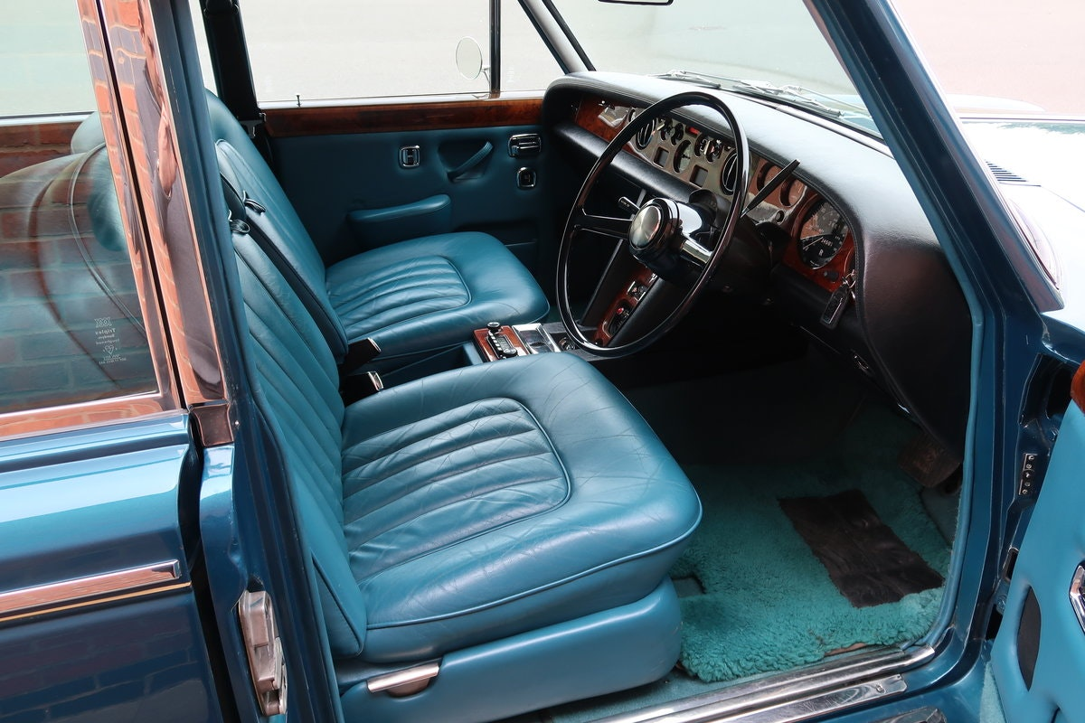 1975 ROLLS ROYCE SILVER SHADOW For Sale (picture 3 of 6)