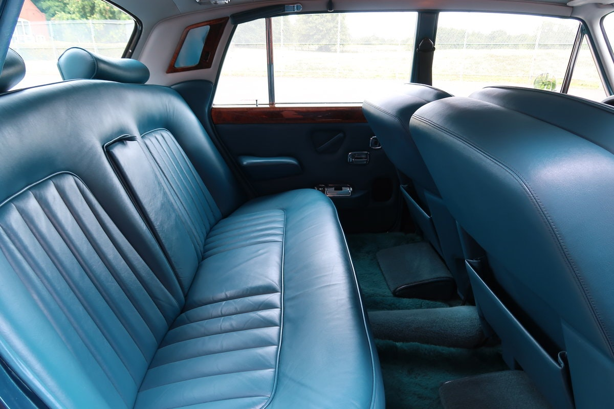 1975 ROLLS ROYCE SILVER SHADOW For Sale (picture 4 of 6)
