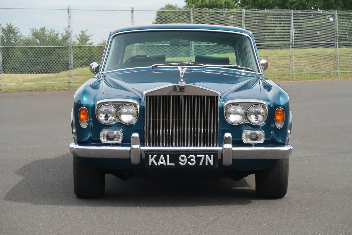 1975 ROLLS ROYCE SILVER SHADOW For Sale (picture 6 of 6)