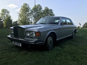 1981 Rolls Royce Silver Spirit For Sale (picture 1 of 6)