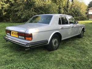 1981 Rolls Royce Silver Spirit For Sale (picture 3 of 6)