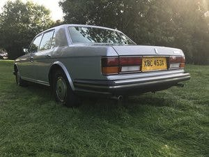 1981 Rolls Royce Silver Spirit For Sale (picture 4 of 6)