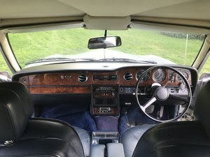 1981 Rolls Royce Silver Spirit For Sale (picture 5 of 6)