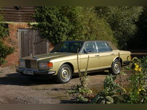 1986 Rolls Royce Silver Spirit II For Sale (picture 2 of 6)