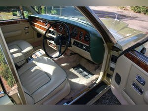 1986 Rolls Royce Silver Spirit II For Sale (picture 4 of 6)