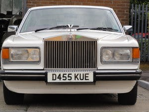 1986 Rolls Royce Silver Spirit For Sale (picture 1 of 7)