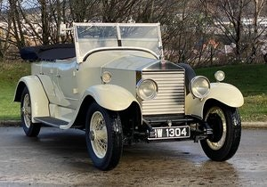 Picture of 1928 Rolls-Royce 20hp Horsfield Barrel Sided Tourer For Sale