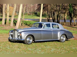 1964 Rolls Royce Silver Cloud 3 for self-drive hire For Hire (picture 1 of 6)