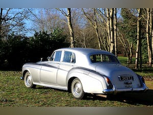 1964 Rolls Royce Silver Cloud 3 for self-drive hire For Hire (picture 2 of 6)
