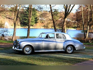 1964 Rolls Royce Silver Cloud 3 for self-drive hire For Hire (picture 6 of 6)