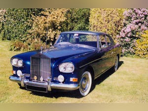 1964 Rolls Royce Mulliner Park Ward For Sale (picture 1 of 6)