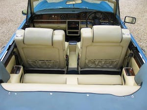 1980 Rolls-Royce Corniche Convertible SOLD (picture 2 of 6)