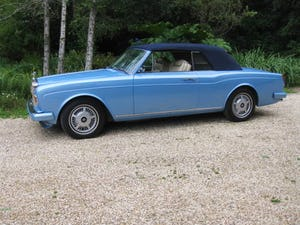 1980 Rolls-Royce Corniche Convertible SOLD (picture 3 of 6)