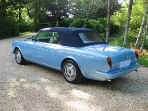1980 Rolls-Royce Corniche Convertible SOLD (picture 4 of 6)