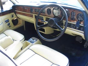 1980 Rolls-Royce Corniche Convertible SOLD (picture 6 of 6)