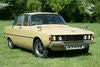 Picture of 1973 Rover P6 2000 SC Auto SOLD