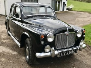 Picture of 1958 Rover 75 P4 - Current owner 24 years - much expenditure SOLD