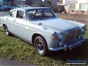 Picture of 1972 Rover P5B Coupe 3.5 For Sale