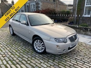 Picture of 2006 56 ROVER 75 2.5 CONTEMPORARY SE V6 4D AUTO 175 BHPFull For Sale