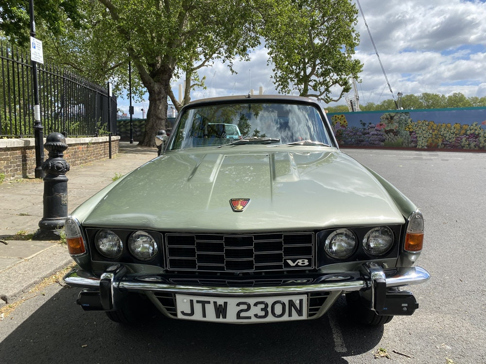 1975 Rover 3500 - only 14.500 miles since new For Sale (picture 11 of 23)