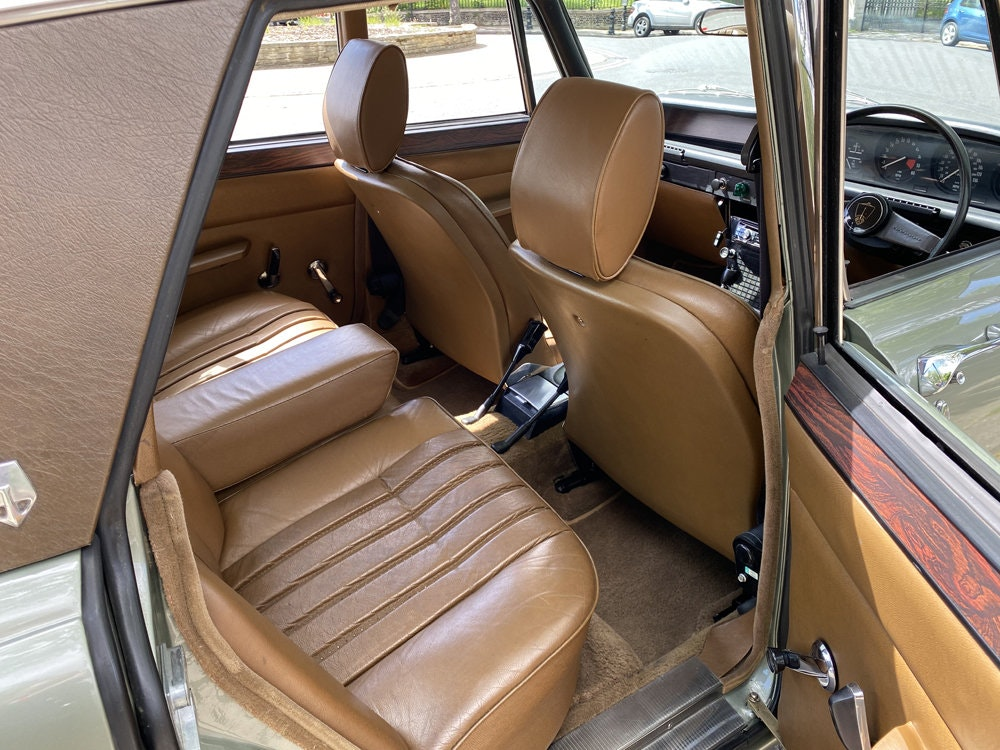 1975 Rover 3500 - only 14.500 miles since new For Sale (picture 12 of 23)