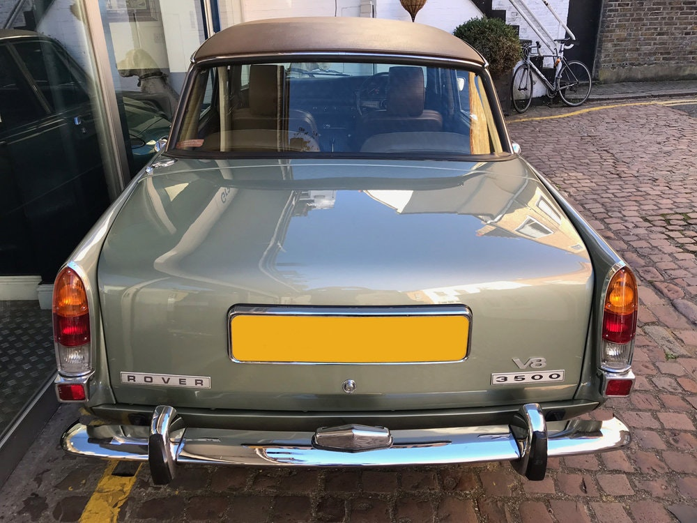 1975 Rover 3500 - only 14.500 miles since new For Sale (picture 13 of 23)