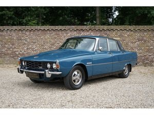 Picture of 1972 Rover P6 3500 Fully restored, low kilometers For Sale
