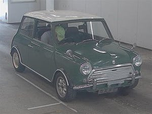 1989 ROVER MINI 1.0 MANUAL TARTAN SIDEWALK * LOW MILES * For Sale (picture 1 of 3)