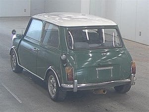 1989 ROVER MINI 1.0 MANUAL TARTAN SIDEWALK * LOW MILES * For Sale (picture 2 of 3)