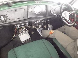 1989 ROVER MINI 1.0 MANUAL TARTAN SIDEWALK * LOW MILES * For Sale (picture 3 of 3)